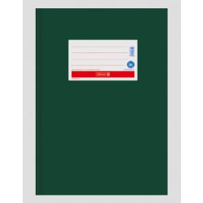 Brunnen Heftumschlag aus Papier dunkelgrün A4 104055458