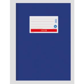 Brunnen Heftumschlag aus Papier enzian (blau) A4 104055436