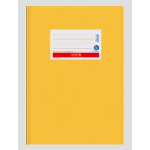 Brunnen Heftumschlag aus Papier goldgelb A4 104055416