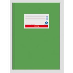 Brunnen Heftumschlag aus Papier hellgrün A4 104055453