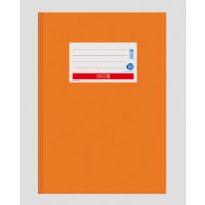 Brunnen Heftumschlag aus Papier orange A4 104055440