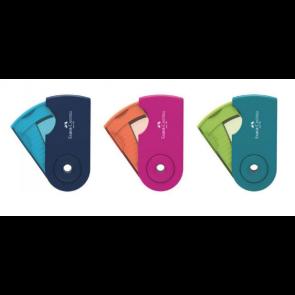 Faber-Castell Spitzer sleeve in verschiedenen Farben
