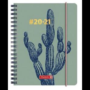 Brunnen Wochenkalender/Schülerkalender #Harmony A6 20/21