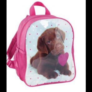 Kinderrucksack Hund klein