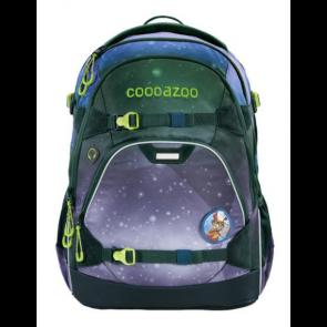 Coocazoo Schulrucksack ScaleRale OceanEmotion Galaxy Blue