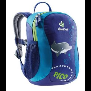Deuter Kinderrucksack Pico Indigo-Turquoise Unterwasser