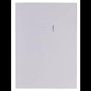 Herma Heftumschlag Papier Recycling DIN A4 Weiß (Heftschoner)