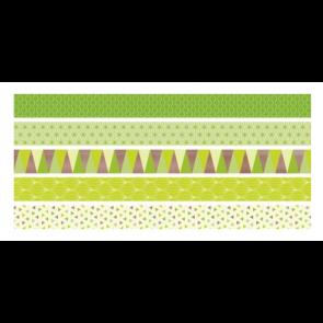 Brunnen Deko Tape Mini Lime