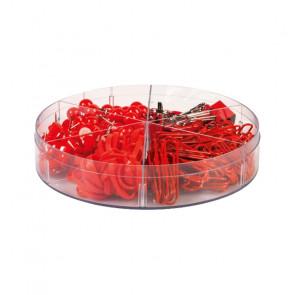 Brunnen Büro-Set 220-teilig Colour Code Red
