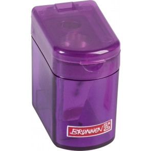 Brunnen Dosenspitzer Klicki Colour Code Purple