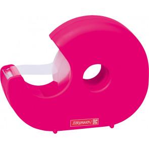 Brunnen Klebebandabroller Colour Code Pink