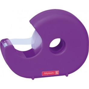 Brunnen Klebebandabroller Colour Code Purple