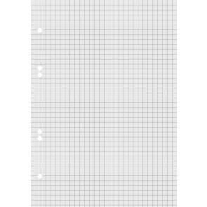 Brunnen Ringbucheinlage A5 kariert 50 Blatt