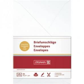 Brunnen Briefumschlag Universalpapier DIN B6 perlweiß