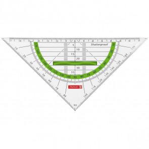 Brunnen Geometrie-Dreieck Colour Code 16 cm Kiwi