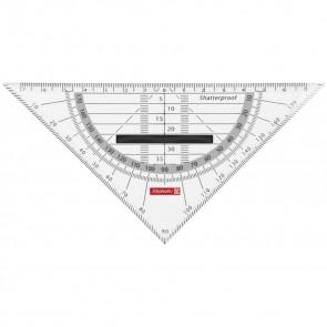 Brunnen Geometrie-Dreieck Colour Code 16 cm Onyx