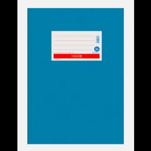 Brunnen Heftumschlag aus Papier mittelblau DIN A4