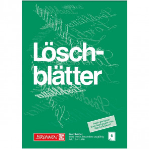 Brunnen Löschblattblock A4 6Bl