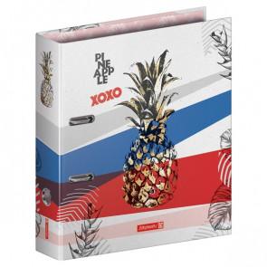 Brunnen Ordner 8cm A4 RVS Pineapple