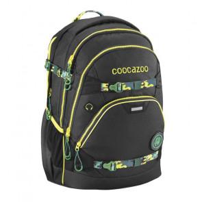 coocazoo Rucksack e-ScaleRale TecCheck Black