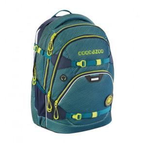 """Coocazoo Schulrucksack """"ScaleRale"""" FreakaSneaka Chameleon Blue"""