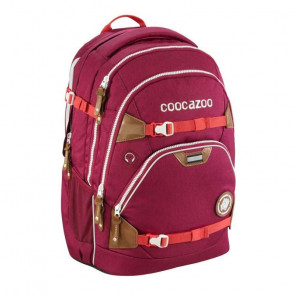 "Coocazoo Schulrucksack ""ScaleRale"" Mixed Melange Bold Berry"