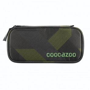 "Coocazoo Schlamperetui ""PencilDenzel"" Polygon Bricks Grey"