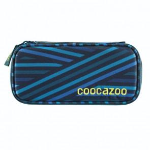 "Coocazoo Schlamperetui ""PencilDenzel"" Zebra Stripe Blue"