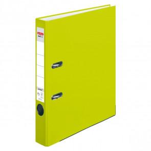 Herlitz maX.file protect Ordner neongrün A4 5cm