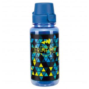 DerDieDas Trinkflasche blau 0.4 l