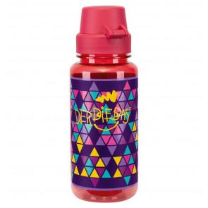 DerDieDas Trinkflasche violett 0.4 l