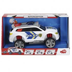 Dickie Interceptor Polizeiwagen