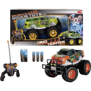 Dickie RC Dino Hunter ferngesteuerter Spielzeug-Geländewagen