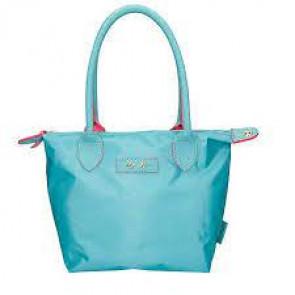Trend LOVE Handtasche hellblau klein