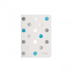 herlitz Notizheft my.book flex A6 32Blatt liniert Frozen Glam 2020