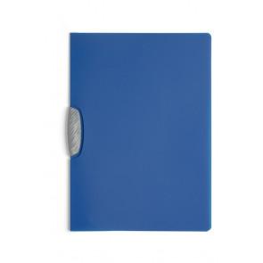 Durable Klemmmappe Swingclip A4 PP 30 Blatt transluzent blau