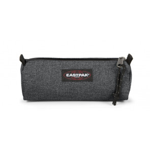 EASTPAK Schlamperetui BENCHMARK SINGLE Black Denim