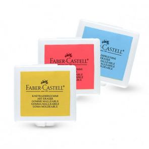 Faber Castel Knetradiergummi Art Eraser in Plastikbox