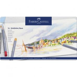 Faber Castell Aquarell-Farbstifte Goldfaber 36er Set
