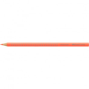 FABER-CASTELL Dreikant-Buntstift Colour GRIP in neonorange