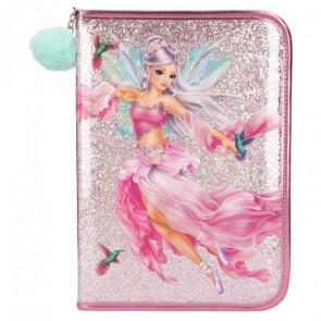 FANTASYMODEL Federmäppchen groß 1-Zipp Fairy | Depesche 11000