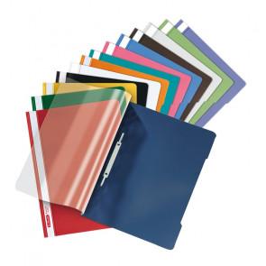 Herlitz Schnellhefter DIN A4 PP 'Quality', 14 Stück, verschiedene Farben