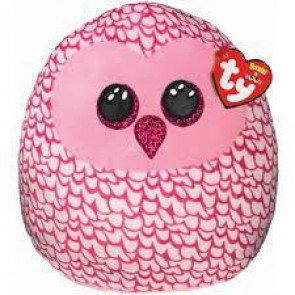 TY Squish-A-Boo 35cm Pinky Eule