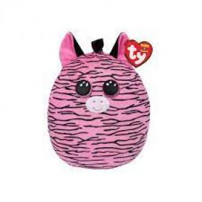 TY Squish-A-Boo 20cm Zoey Zebra