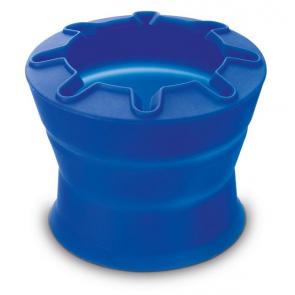 Lamy faltbarer Wasserbecher blau 1231403