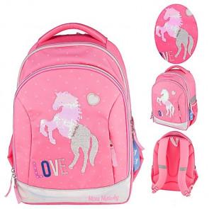 Miss Melody Schulrucksack Pink 10603
