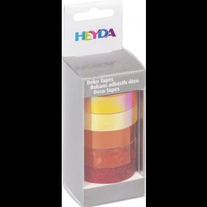 "Heyda Deko Tapes ""Effekt Mix Basic"" orange"