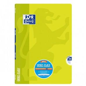 OXFORD Schulheft Openflex ® DIN A4 Lineatur 26 gelb