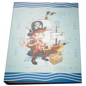 Ringbuch Pirat DIN A4 Motivordner
