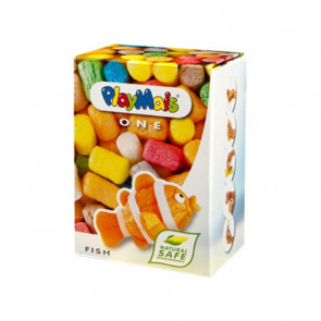 PlayMais® CLASSIC ONE Fish Bauspielzeug Set Fisch